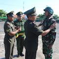 375 Siswa Calon Tamtama Ikuti Pendidikan di Candradimuka Rindam lX/Udayana