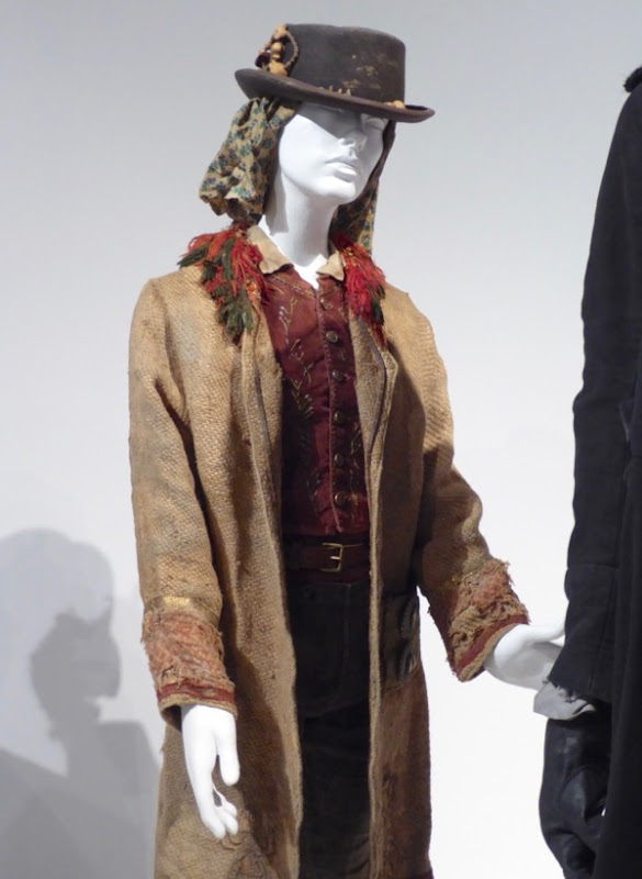Taboo Winter season 1 costume