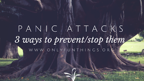 3 Ways to Prevent or Ease Out of a Panic Attack - REAL TALK