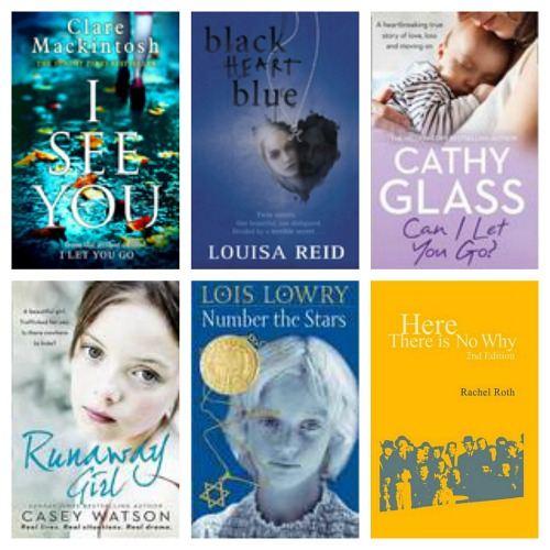 September Reading Wrap book reviews
