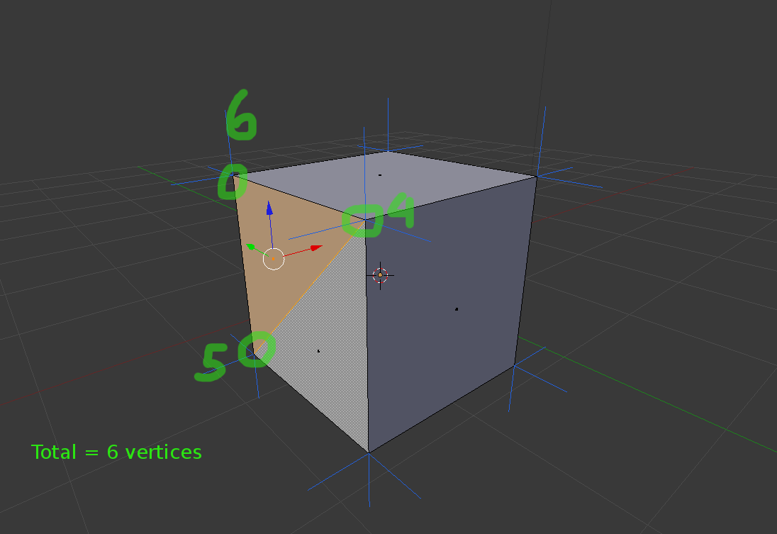 How would I go about splitting vertices? : Unity3D