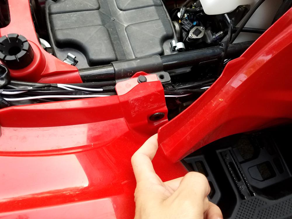 2014-2017 Honda Foreman 500 Maintenance: 2014-2018 Honda