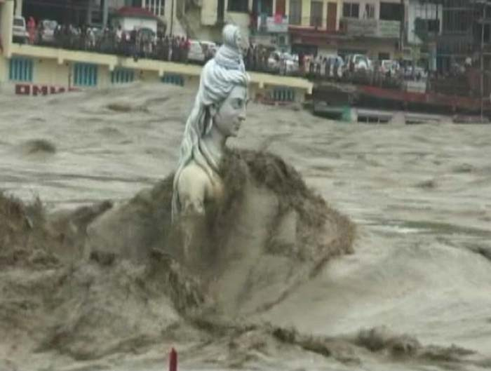 TheNextPicture: Kedarnath after the flood