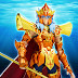 Revistas Figure Oh e Hobby Japan traz imagens do Cloth Myth EX do deus Poseidon!