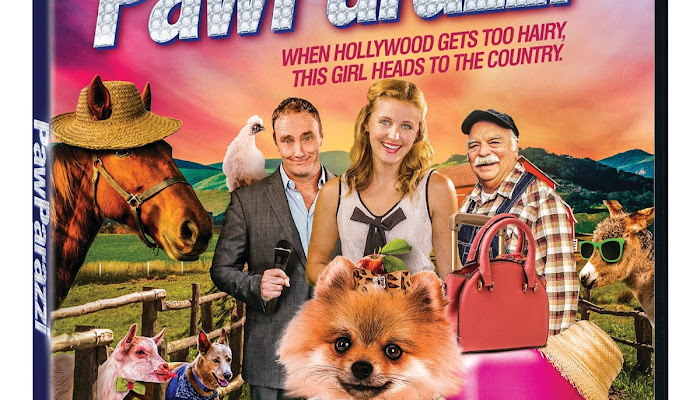 PawParazzi Arrives on DVD, Digital and On Demand on March 19 ~ Celebrate with This DVD Giveaway!