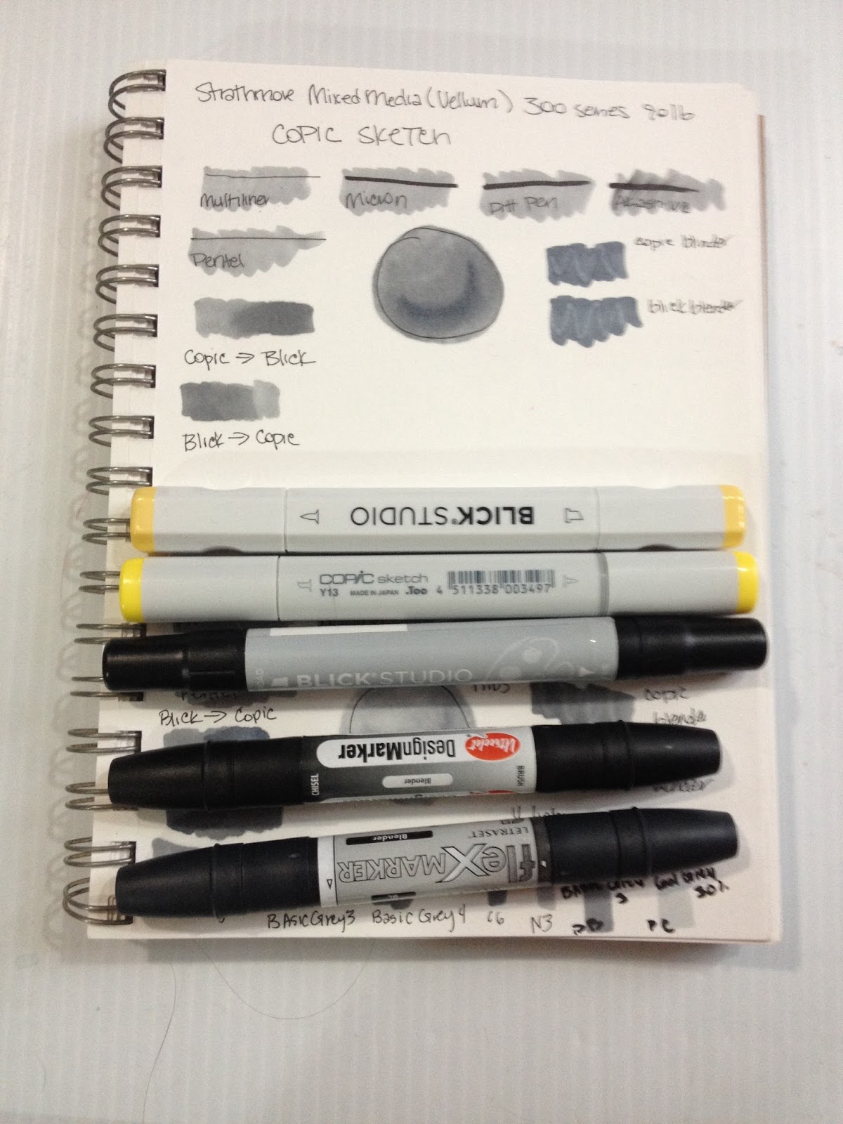 how to use colorless blender prismacolor marker