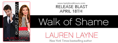 Release Blast & Giveaway: Walk of Shame by Lauren Layne