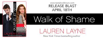 Release Blast & Giveaway:  Walk of Shame – Lauren Layne