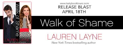Release Blast: Walk Of Shame by Lauren Layne