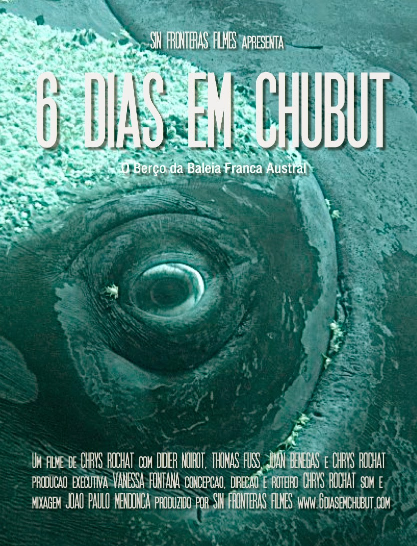 Poster do filme 6 Dias em Chubut