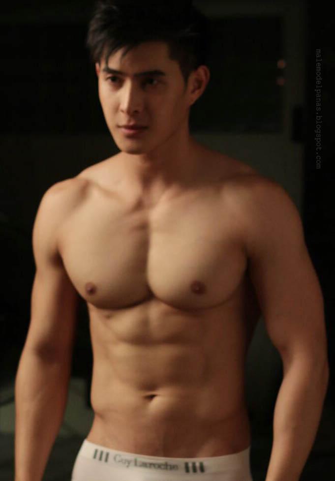 men in underwear