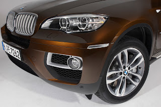 2013 new BMW X6 restyled headlamp front light source image