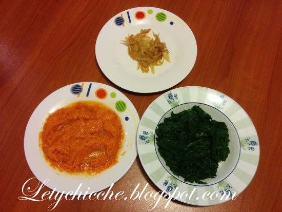 Quichè con zucca e spinaci - Letychicche