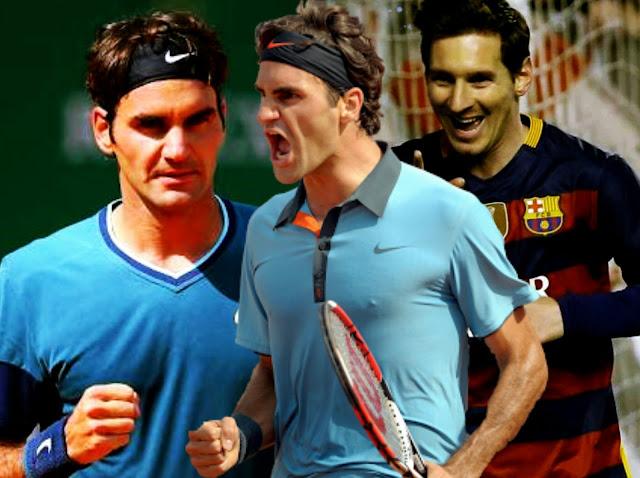 Federer: Espero que Messi ganhe uma Copa do Mundo um dia