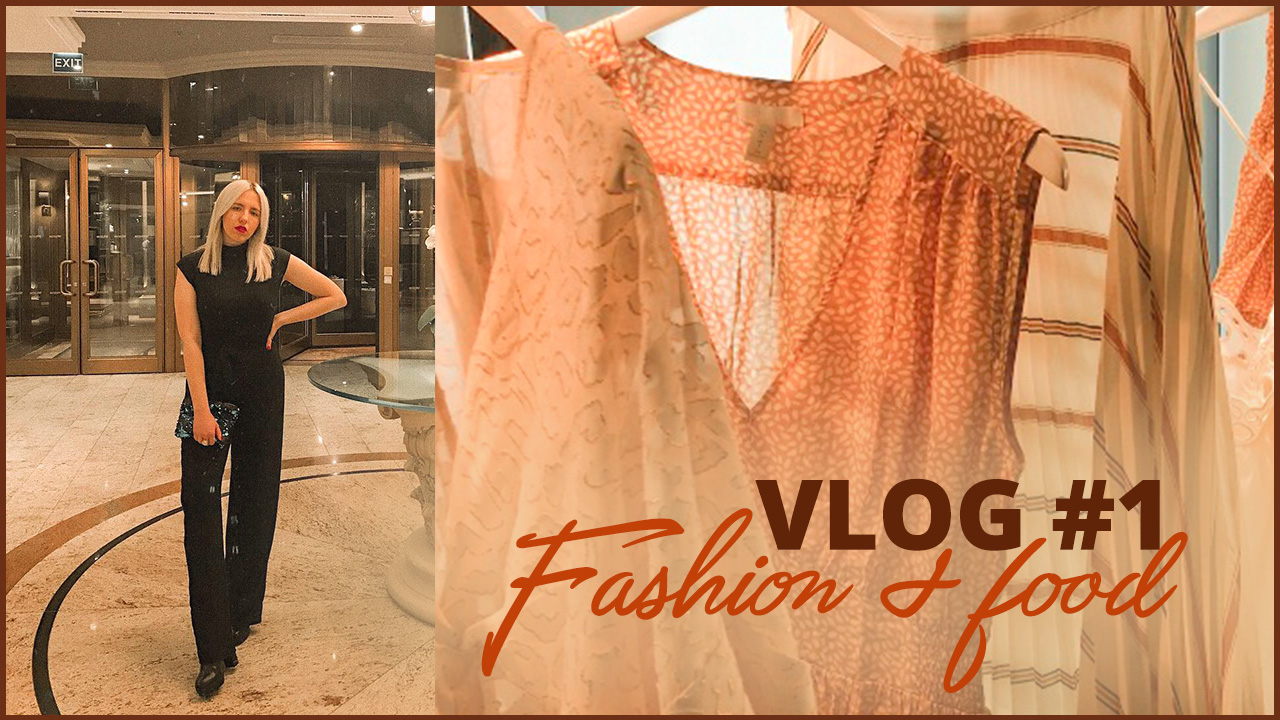 Fashion vlog thumbnail  by Fashion in the Air