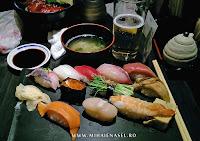 Sushi - Set, Fukuoka, Japan