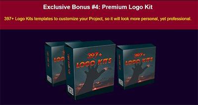 397+ Premium Logo Kits