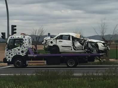 Calzadaplus accidente en aldea del rey for Juzgado de puertollano