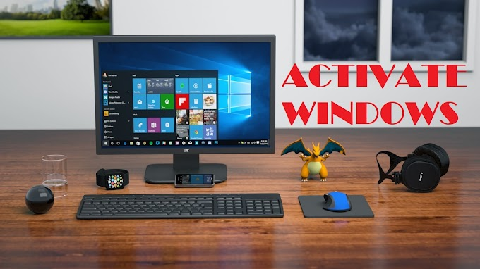 How to Activate Windows Free of Cost