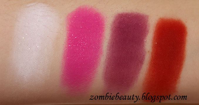 Zombie Beauty Medusa Makeup Electro Eye Shadow Collection