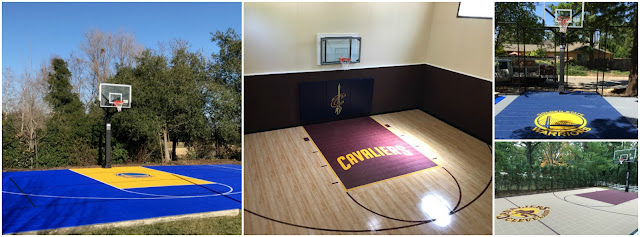 Represent Your Team with Home Court Advantage!