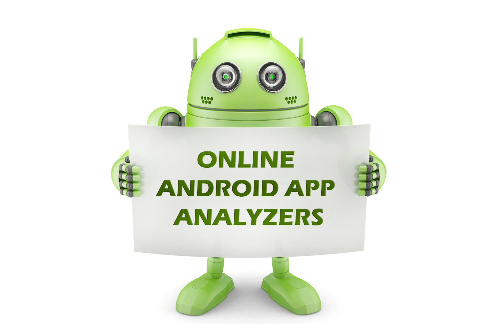 Online Android App Analyzers