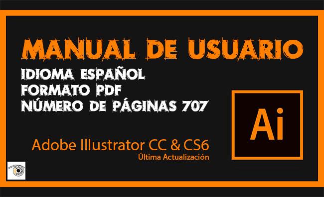 PDF Descargar Manual de Usuario Adobe Illustrator CC en Español