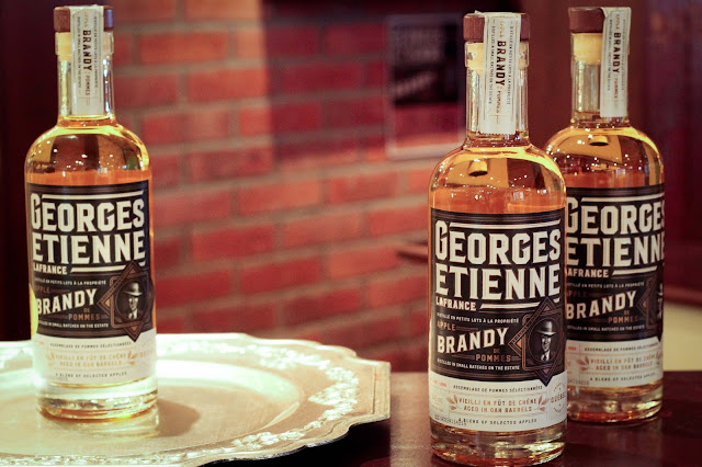 georges-etienne,brandy,domaine-lafrance,madame-gin,gin,dandy,meilleur,spiritueux,quebecois