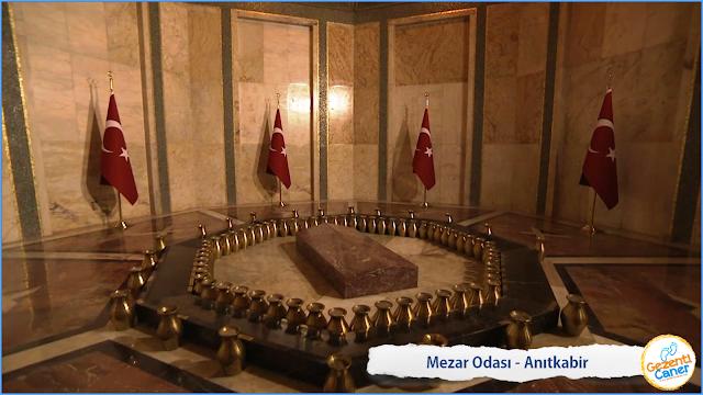 Anitkabir-Mezar-Odasi