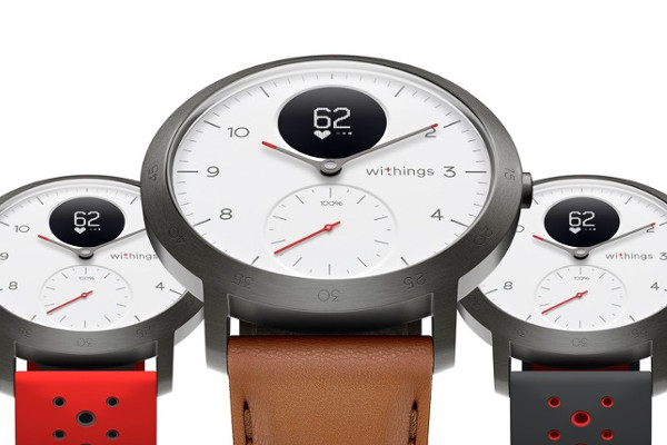 Withings Steel HR Sport hybrid smartwatch launched