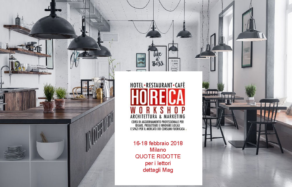 Milano dal 16 al 18 febbraio 2018