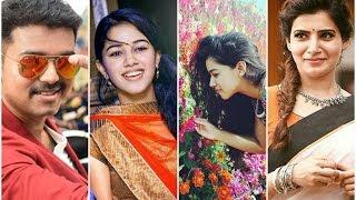Mirnalini Dubsmash vs Theri Movie Original Video Mix