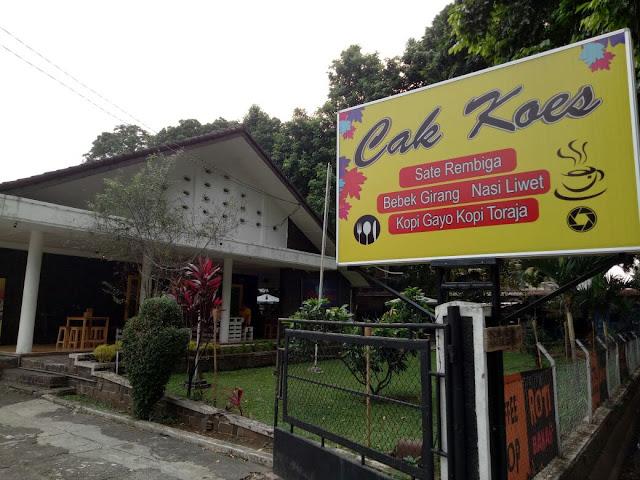 Tempat Makan Enak Dekat Stasiun Bogor