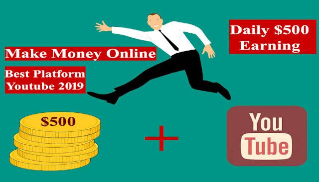 Make Money Online Best Platform Youtube 2019 - BishuTricks
