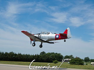 NX37642 North American Harvard IIA Flyby 3