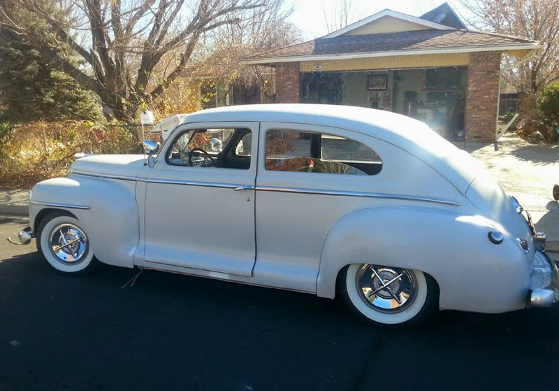 Rodcitygarage  1946 Plymouth