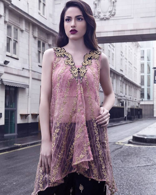 Saira Rizwan Winter Formal Dresses Collection 2016 2017 For Women
