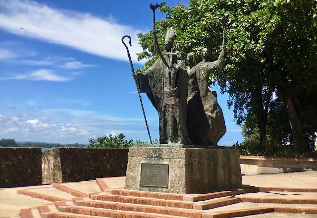 La plaza de la Rogativa Puerto Rico