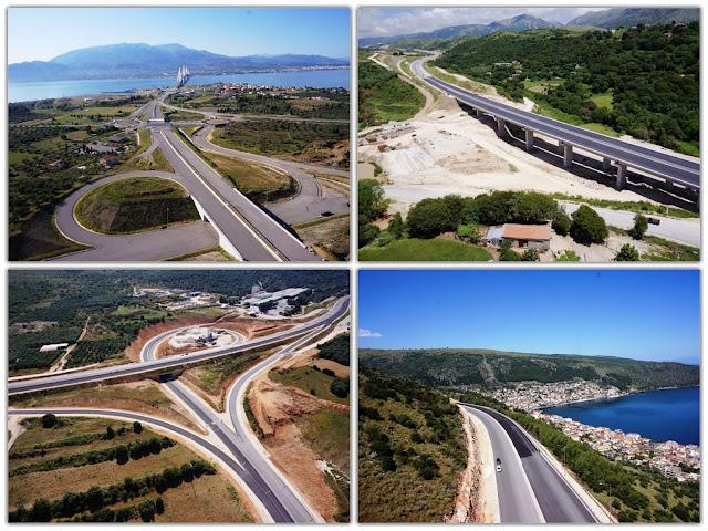Πριν το Πάσχα παραδίδονται 4 μεγάλοι αυτοκινητόδρομοι - : IoanninaVoice.gr