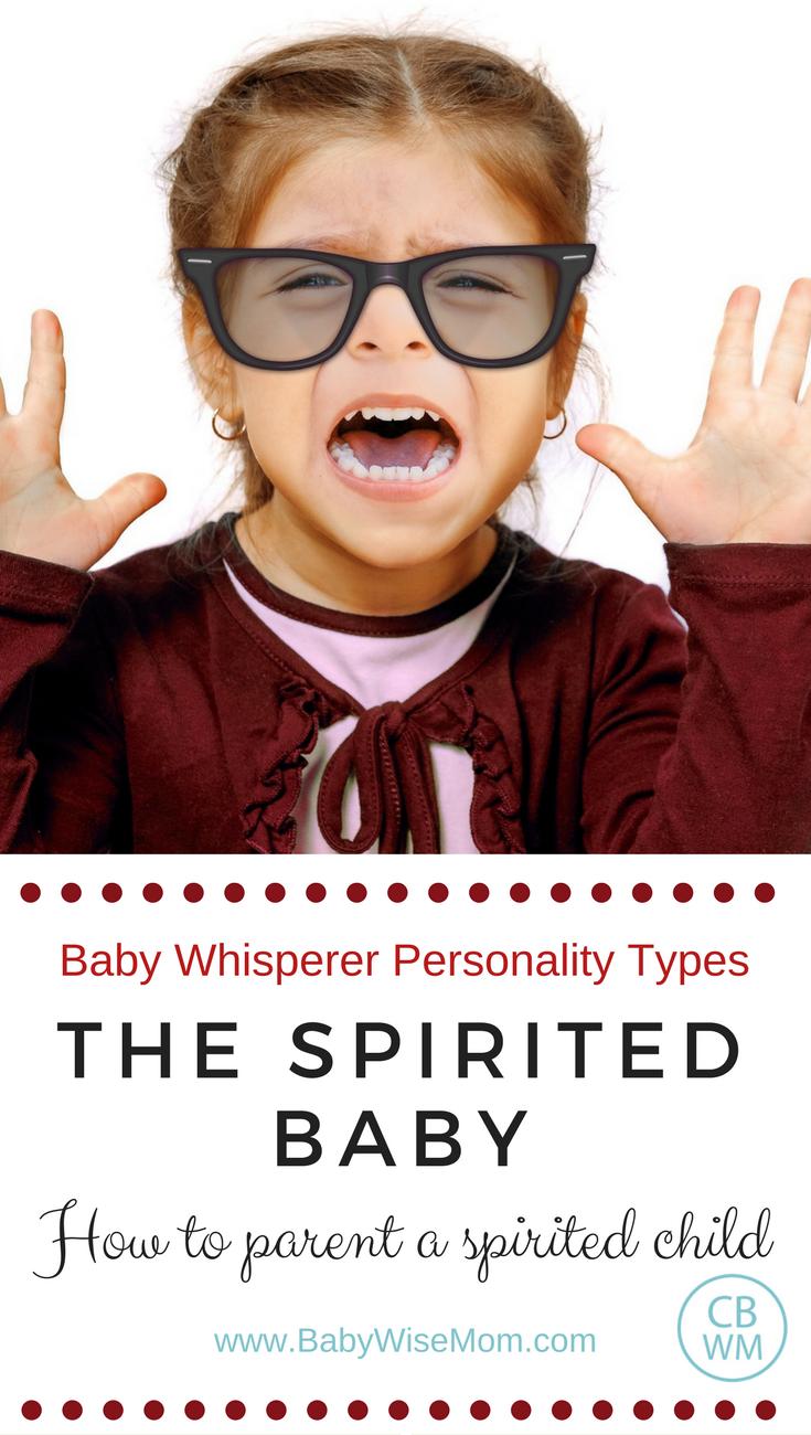 The Spirited baby