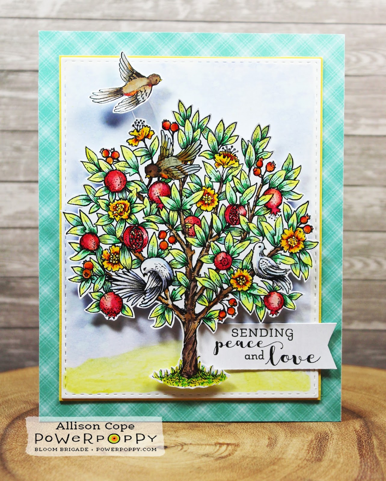 Your memories with ally power poppy introducing tree of life and kristyandbryce Gallery
