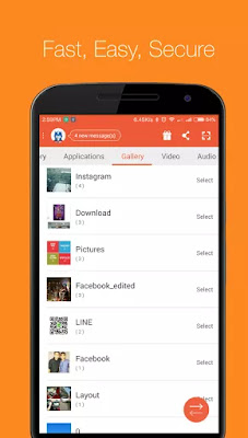 Zapya - File Transfer, Sharing APK Latest Version Free Download For Android