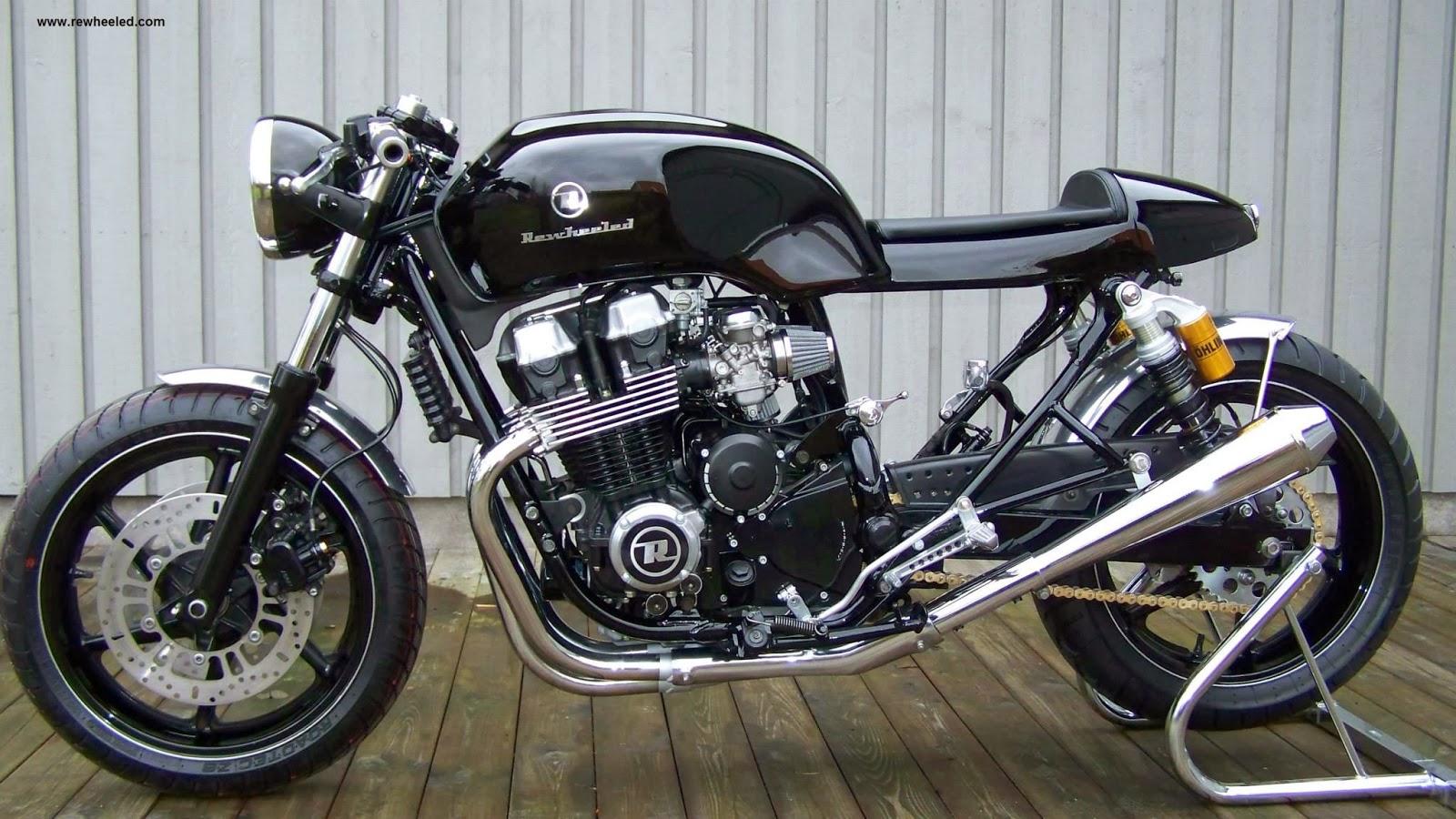 motogp honda cb 750 seven fifty caf racer by re cycles. Black Bedroom Furniture Sets. Home Design Ideas