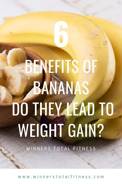6 Benefits Of Bananas Do They Lead To Weight Gain ?