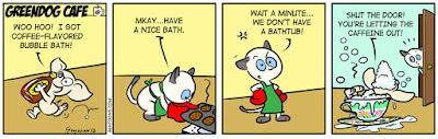 Coffee Bubblebath