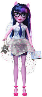 My Little Pony Equestria Girls Deluxe Twilight Sparkle Fashion Doll