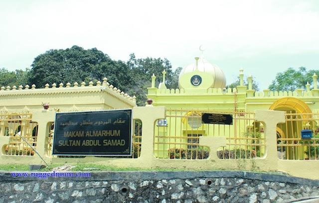 Discover Selangor | Kompleks Pemakaman Sultan Abdul Samad, Jugra