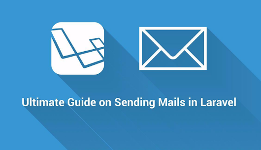 Send mail from laravel PHP framework and configure SMTP