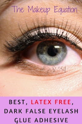 Best Latex Free Dark Lash Glue Adhesive