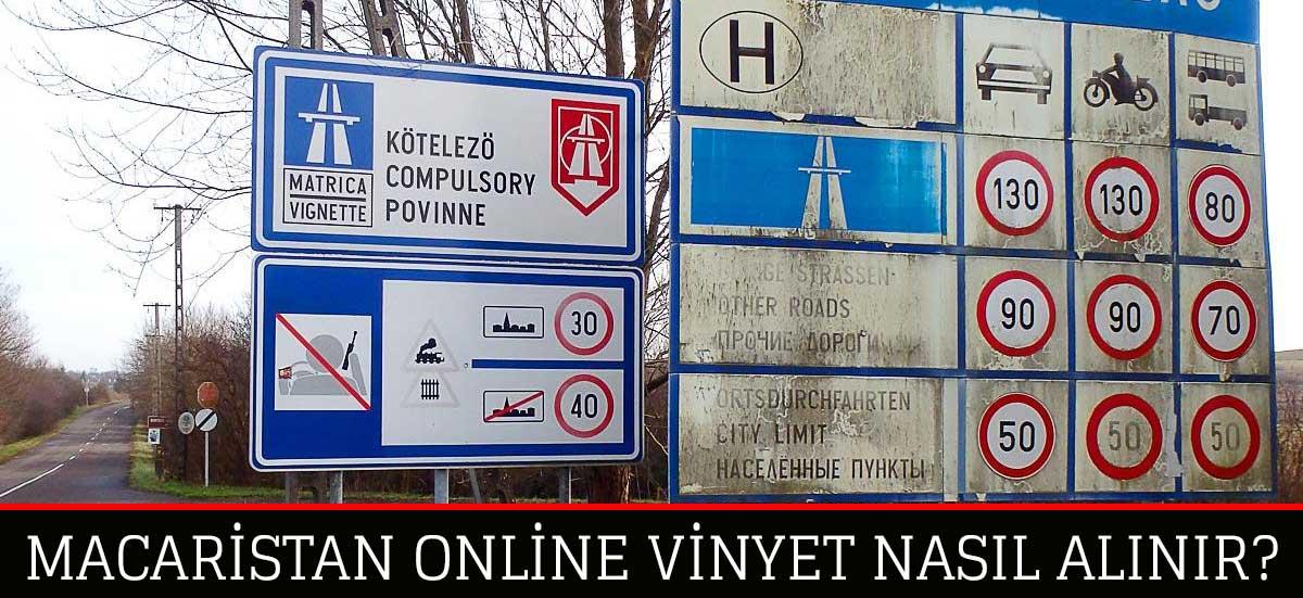 Macaristan Vinyet Ücretleri Ne Kadar? Online Macaristan Vinyet Nasıl Alınır?